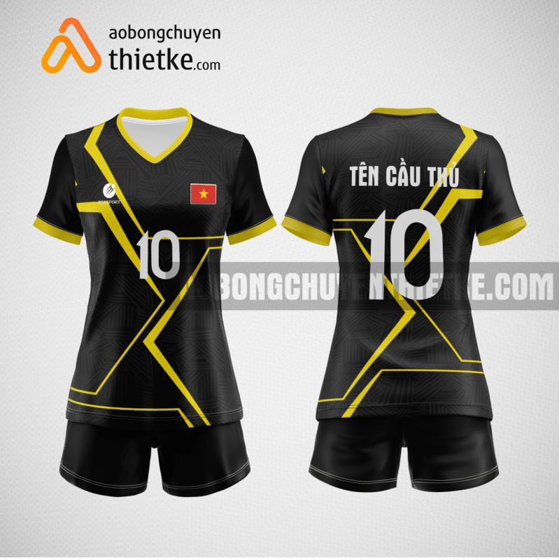 Mẫu áo bóng chuyền đội tuyển ba lan BCN439 nữ