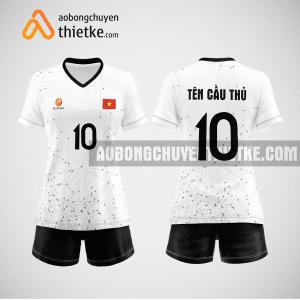 Mẫu áo bóng chuyền đội tuyển chính hãng BCN467 nữ
