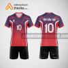 Mẫu áo bóng chuyền đội tuyển nga BCN441 nam