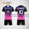 Mẫu áo bóng chuyền đội tuyển phần lan BCN455 nam