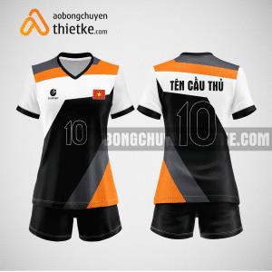 Mẫu áo bóng chuyền thiết kế đẹp nhất quận 10 BCN189 nữ