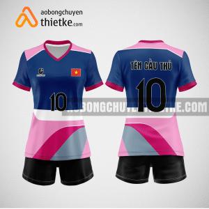 Mẫu áo bóng chuyền thiết kế đẹp nhất quận 12 BCN191 nữ