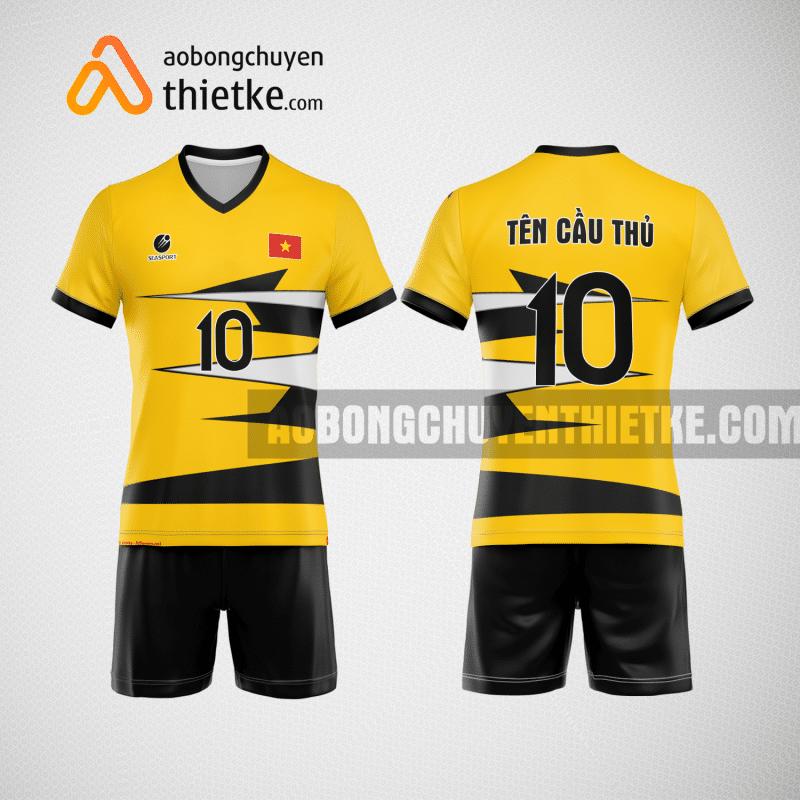 Mẫu áo bóng chuyền thiết kế đẹp nhất quận bình thạnh BCN193 nam