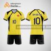 Mẫu áo bóng chuyền thiết kế ngân hàng ABBank BCN124 nam