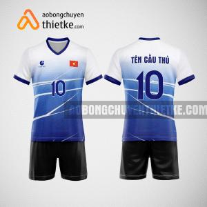 Mẫu áo bóng chuyền thiết kế ngân hàng MB BCN139 nam