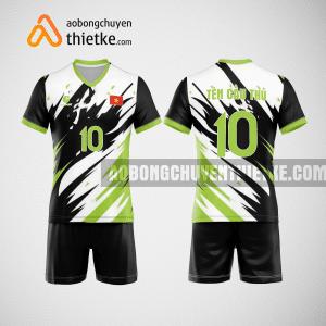 Mẫu áo bóng chuyền thiết kế ngân hàng Military Bank BCN138 nam