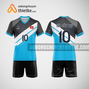 Mẫu áo bóng chuyền thiết kế ngân hàng NCB BCN133 nam