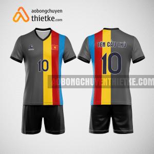 Mẫu áo bóng chuyền thiết kế ngân hàng National Citizen Bank BCN132 nam