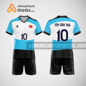 Mẫu áo bóng chuyền thiết kế ngân hàng PG Bank BCN157 nam