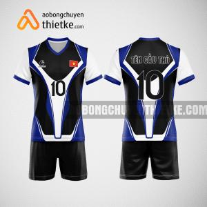 Mẫu áo bóng chuyền thiết kế ngân hàng SCB BCN144 nam