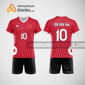 Mẫu áo bóng chuyền thiết kế ngân hàng SH Bank BCN147 nam