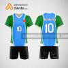 Mẫu áo bóng chuyền thiết kế ngân hàng SHB BCN148 nam