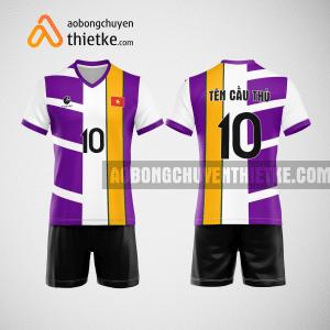 Mẫu áo bóng chuyền thiết kế ngân hàng VIB BCN142 nam