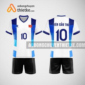 Mẫu áo bóng chuyền thiết kế ngân hàng VIET A Bank BCN151 nam