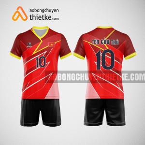 Mẫu áo bóng chuyền thiết kế ngân hàng VP bank BCN134 nam