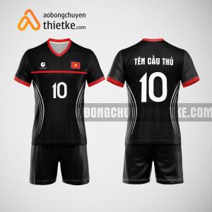 Mẫu áo bóng chuyền thiết kế ngân hàng sài gòn BCN143 nam