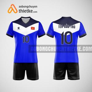 Mẫu áo bóng chuyền thiết kế ngân hàng sea bank BCN123 nam