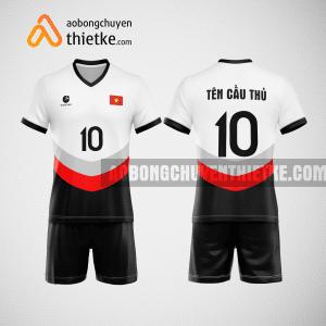 Mẫu áo bóng chuyền thiết kế trường thể dục thể thao bắc ninh BCN177 nam