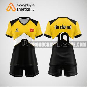Mẫu áo bóng chuyền thiết kế trường thể dục thể thao đà nẵng BCN178 nữ