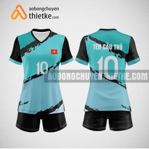 Mẫu in áo bóng chuyền theo yêu cầu tại gia lai BCN384 nữ