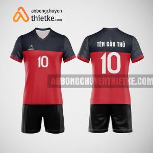 Mẫu in áo bóng chuyền theo yêu cầu tại lai châu BCN394 nam