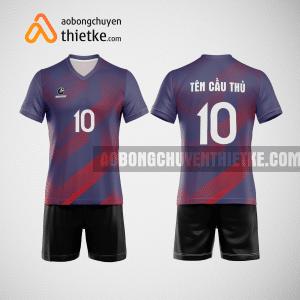 Mẫu in áo bóng chuyền theo yêu cầu tại nghệ an BCN399 nam