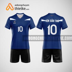 Mẫu quần áo bóng chuyền thiết kế sinh viên học viện tài chính BCTK302 nam