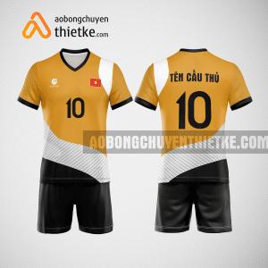 Mẫu quần áo bóng chuyền thiết kế tại an giang giá rẻ BCTK50 nam