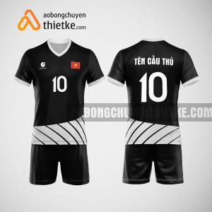 Mẫu quần áo bóng chuyền thiết kế tại bắc kạn giá rẻ BCTK54 nam