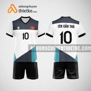 Mẫu quần áo bóng chuyền thiết kế tại bạc liêu giá rẻ BCTK53 nam
