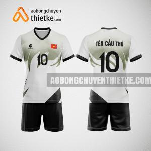 Mẫu quần áo bóng chuyền thiết kế tại bắc ninh giá rẻ BCTK55 nam