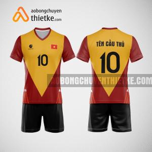 Mẫu quần áo bóng chuyền thiết kế tại bình định giá rẻ BCTK57 nam