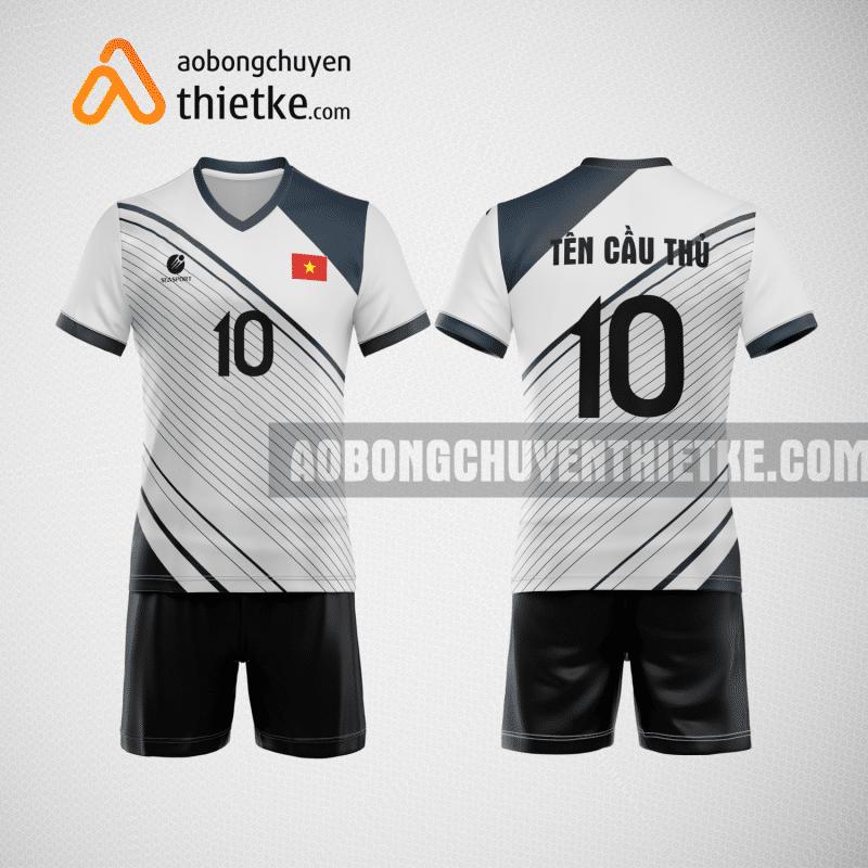 Mẫu quần áo bóng chuyền thiết kế tại bình dương giá rẻ BCTK58 nam