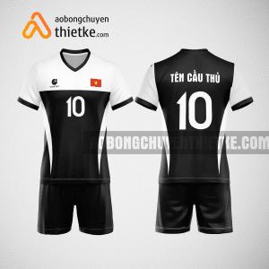 Mẫu quần áo bóng chuyền thiết kế tại bình thuận giá rẻ BCTK60 nam