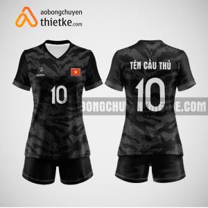 Mẫu quần áo bóng chuyền thiết kế tại huyện ba vì giá rẻ BCTK278 nữ