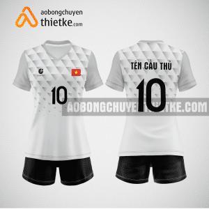 Mẫu quần áo bóng chuyền thiết kế tại huyện củ chi giá rẻ BCTK262 nữ