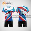 Mẫu quần áo bóng chuyền thiết kế tại huyện hóc môn giá rẻ BCTK263 nam
