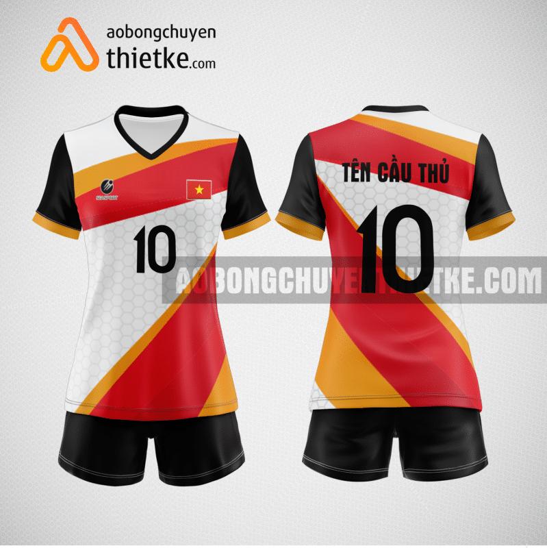 Mẫu quần áo bóng chuyền thiết kế tại huyện nhà bè giá rẻ BCTK264 nữ