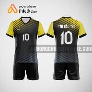 Mẫu quần áo bóng chuyền thiết kế tại long an giá rẻ BCTK210 nam