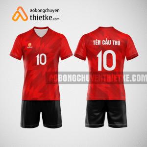 Mẫu quần áo bóng chuyền thiết kế tại ninh thuận giá rẻ BCTK214 nam