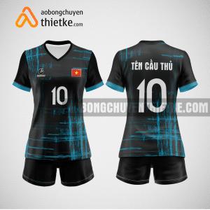 Mẫu quần áo bóng chuyền thiết kế tại quận tân bình giá rẻ BCTK257 nữ
