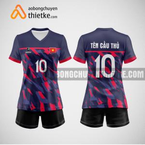 Mẫu quần áo bóng chuyền thiết kế tại quận tây hồ giá rẻ BCTK275 nữ