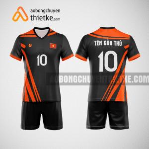 Mẫu quần áo bóng chuyền thiết kế tại sơn la giá rẻ BCTK222 nam