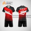 Mẫu quần áo bóng chuyền thiết kế tại vĩnh long giá rẻ BCTK231 nam