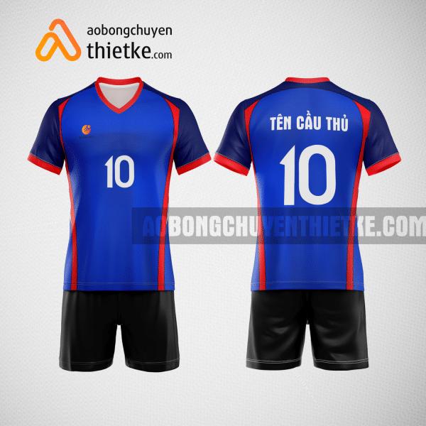 Mẫu quần áo bóng chuyền thiết kế tại vĩnh phúc giá rẻ BCTK232 nam