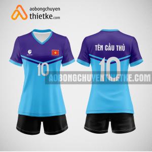 Mẫu áo bóng chuyền 2022 đẹp BCN483 nữ