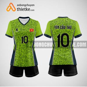 Mẫu quần áo bóng chuyền độc và đẹp nhất 2022 BCN516 nữ