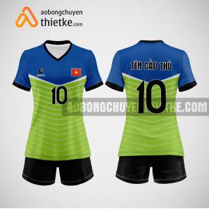 Mẫu quần áo bóng chuyền thiết kế mới nhất 2022 BCN514 nữ