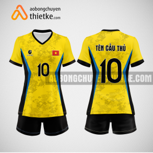 Mẫu quần áo bóng chuyền xin xò nhất 2022 BCN517 nữ